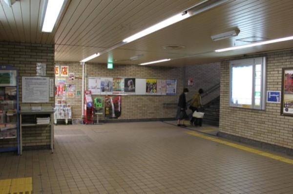 阪急富田駅〜カモシカ雑貨店