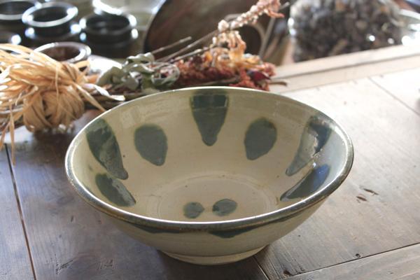 横田屋窯 7寸鉢