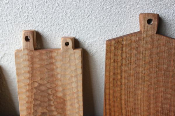 くるみの木のミニ・カッティングボード