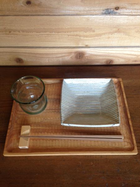 牧谷窯 角鉢
