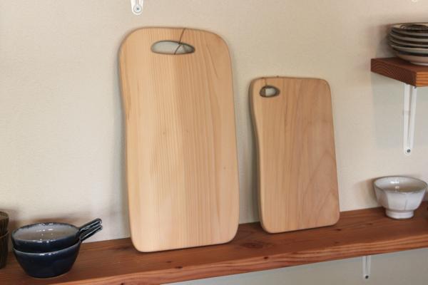 いちょうの木まな板