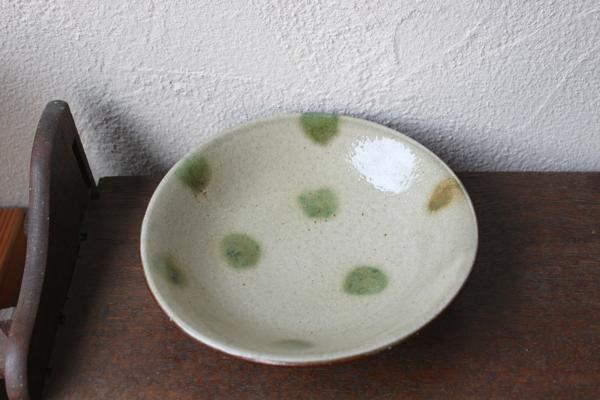 北窯 6寸皿