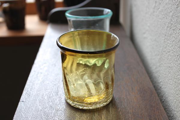 琉球硝子 モールグラス