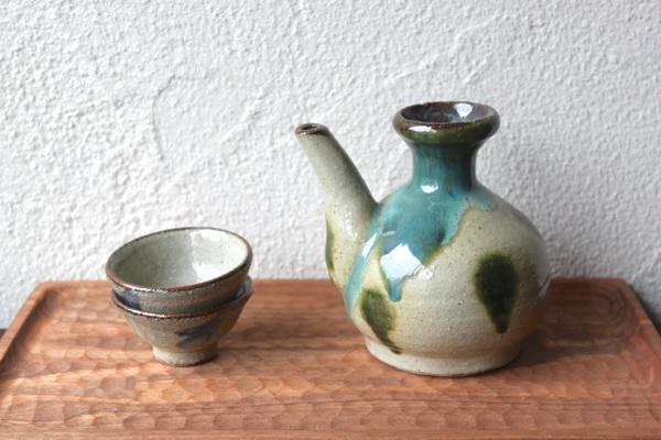 読谷山焼 北窯のカラカラ
