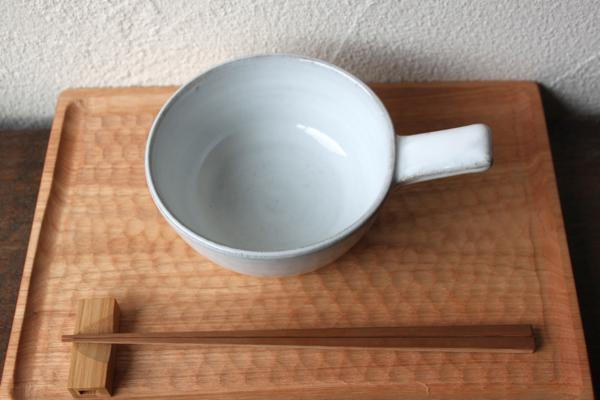 延興寺窯のお碗