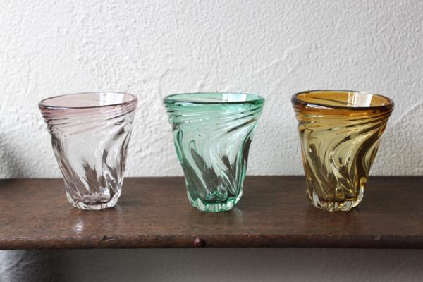 琉球ガラス モールグラス