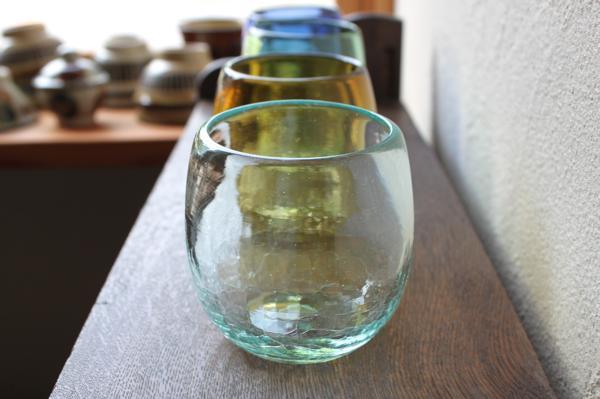 琉球硝子 タルカップ
