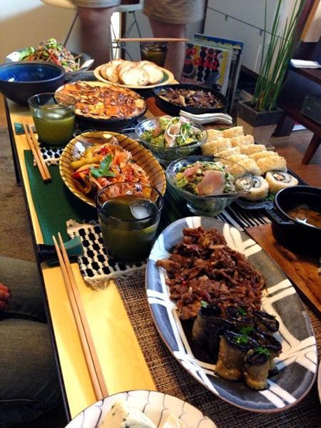 愛知県のMさまの食卓