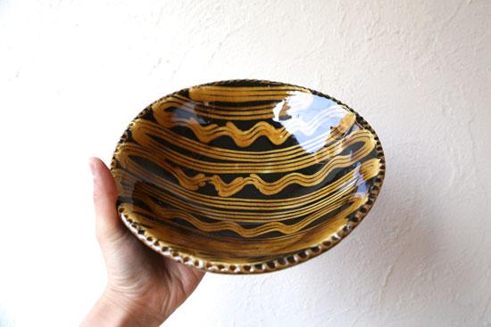 十場天伸 大きな鉢