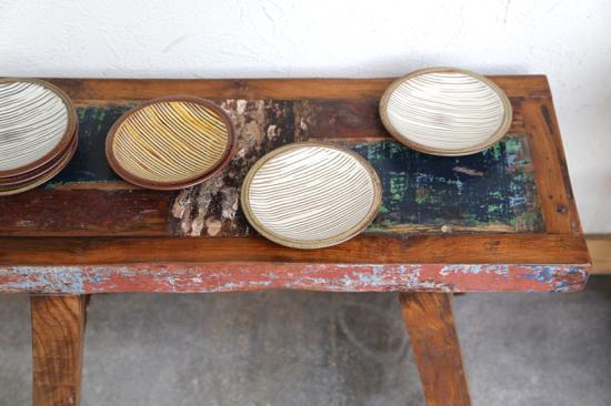 小石原焼 太田哲三さんの5寸皿