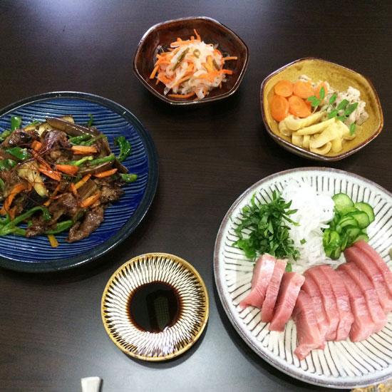 広島のMさまの食卓