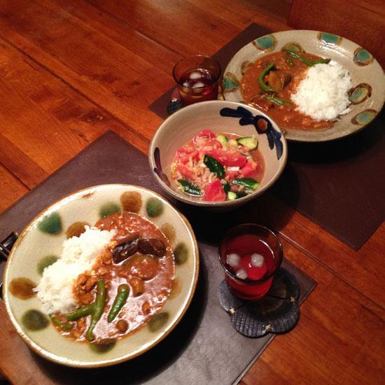 大阪のNさまの食卓