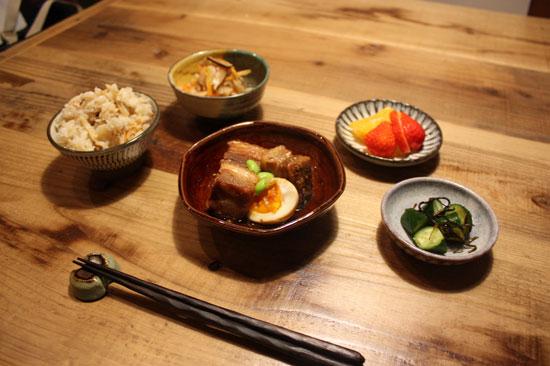茨木のSさまの食卓