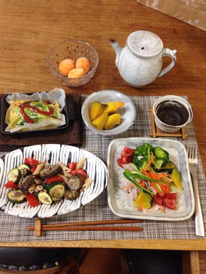 大阪のHさまの食卓