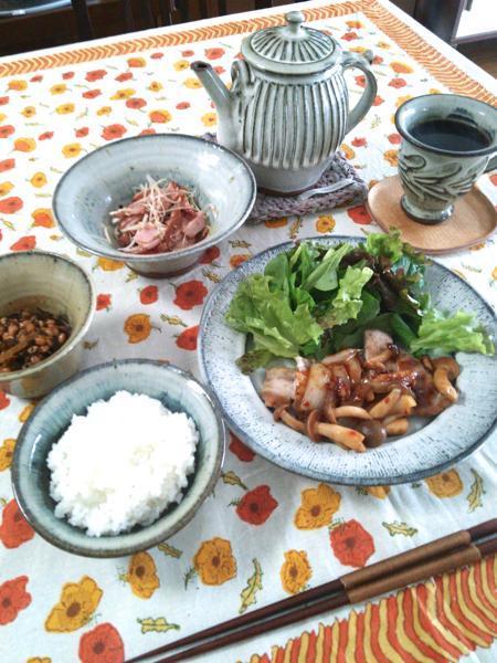 埼玉のTさまの食卓