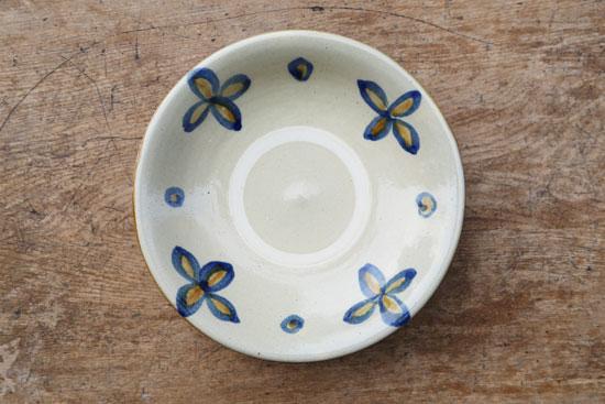 陶器工房 風香原のお皿