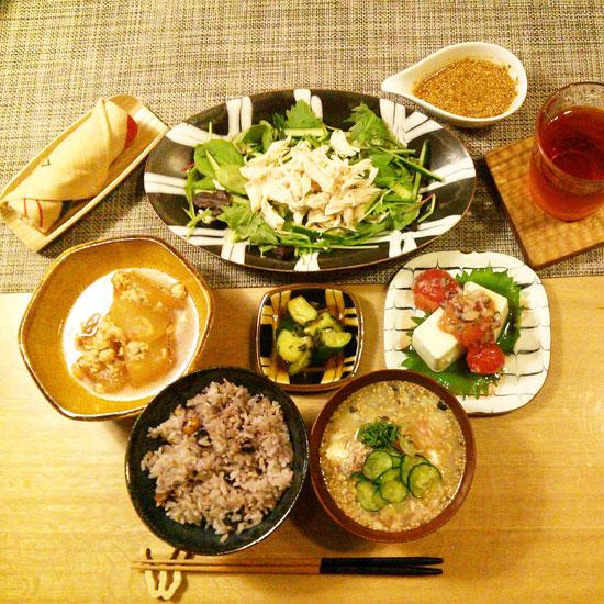Kさまの食卓