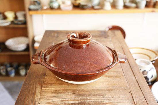 伊賀の土鍋