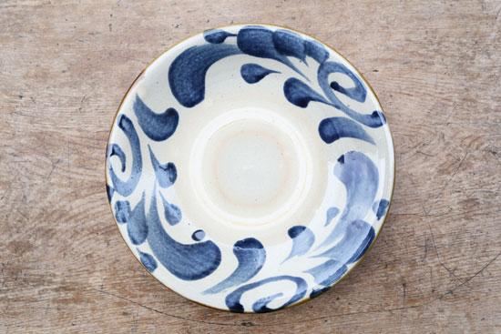 陶器工房 風香原 8寸皿