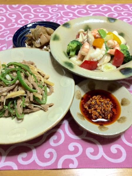 北海道のDさまの食卓