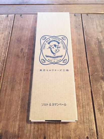 東京ミルクチーズ工場 ソフト&カマンベール