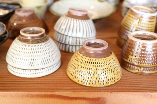 小石原焼 ご飯茶碗