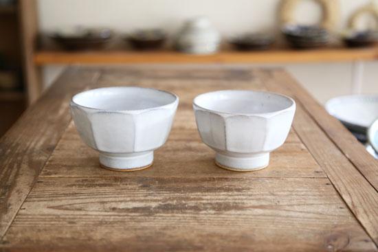 延興寺窯のごはん茶碗
