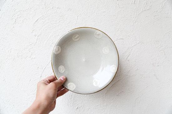 やちむん 風香原 7寸皿