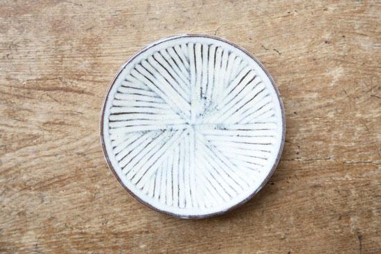 坂西康俊 5寸平皿