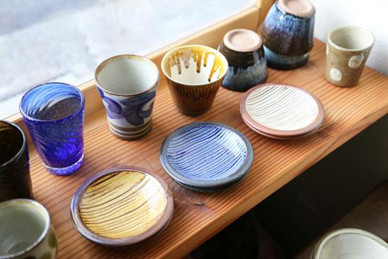 太田哲三さんのお皿