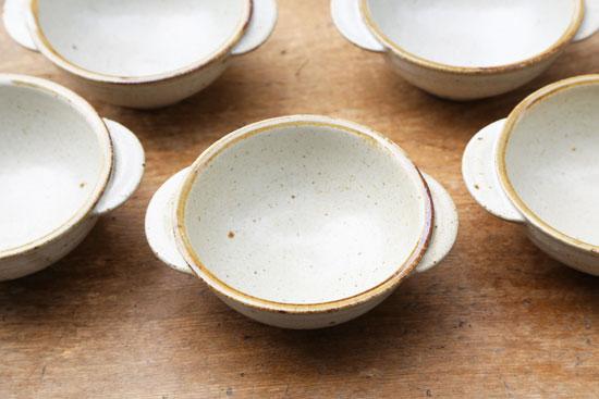まゆみ窯 スープカップ