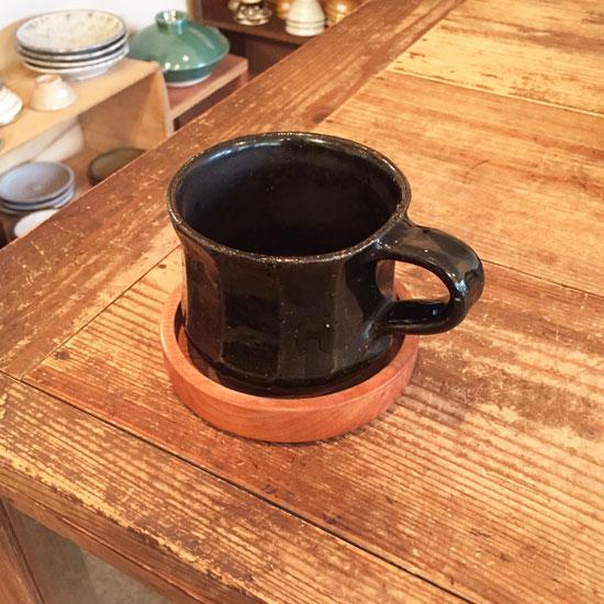 十場天伸 マグカップ
