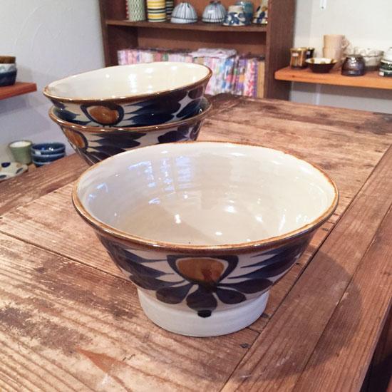 あき陶器工房 うどん鉢
