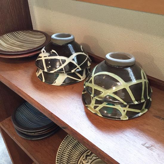小鹿田焼 ごはん茶碗