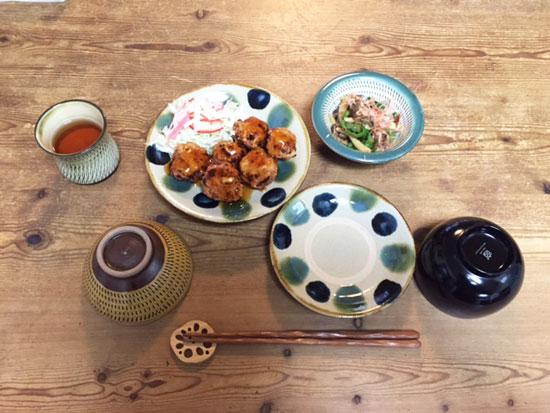 大阪のH様の食卓