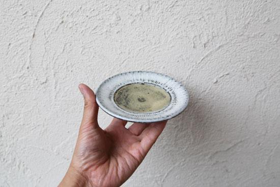 福田るい 4寸皿