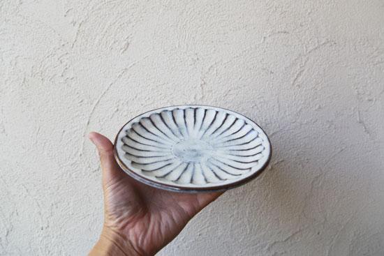 坂西康俊 6寸皿