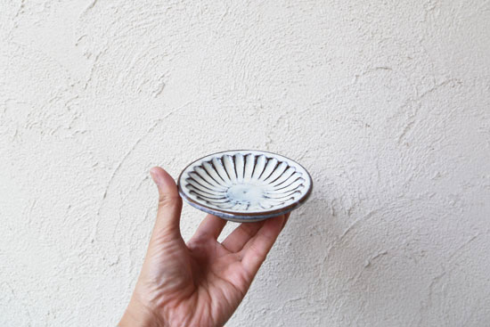 坂西康俊 小皿