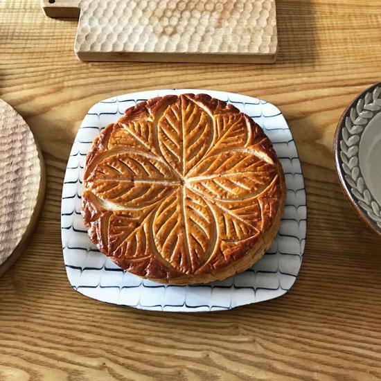 ガレットデロア フランス菓子